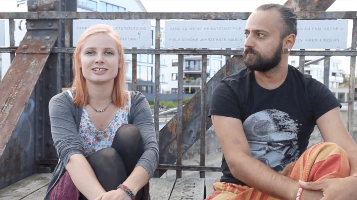 Screenshot von: Die vegane Szene in Magdeburg