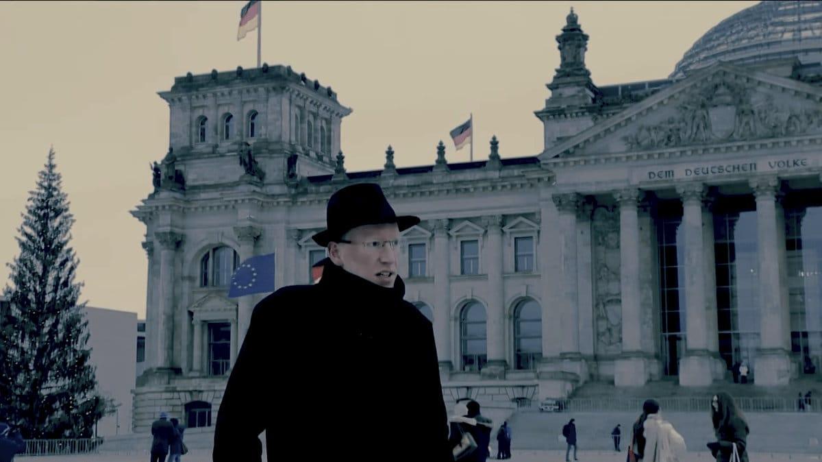 Screenshot von: Werner Scholem