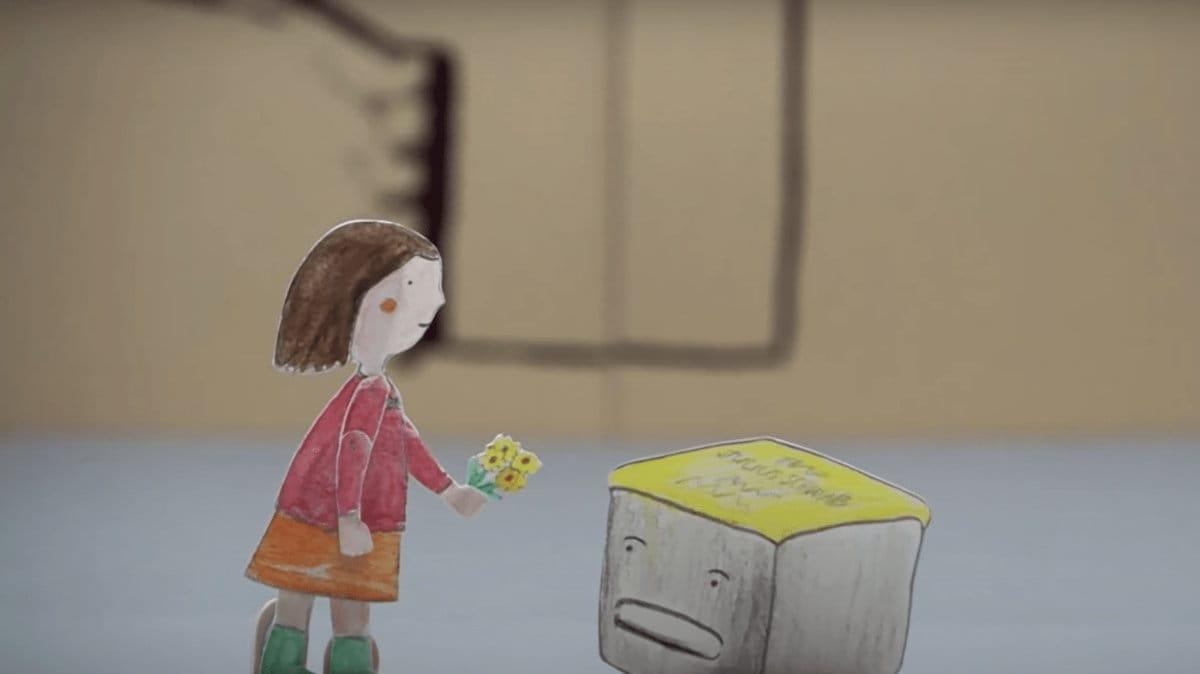 Screenshot von: Wozu ein Stein?