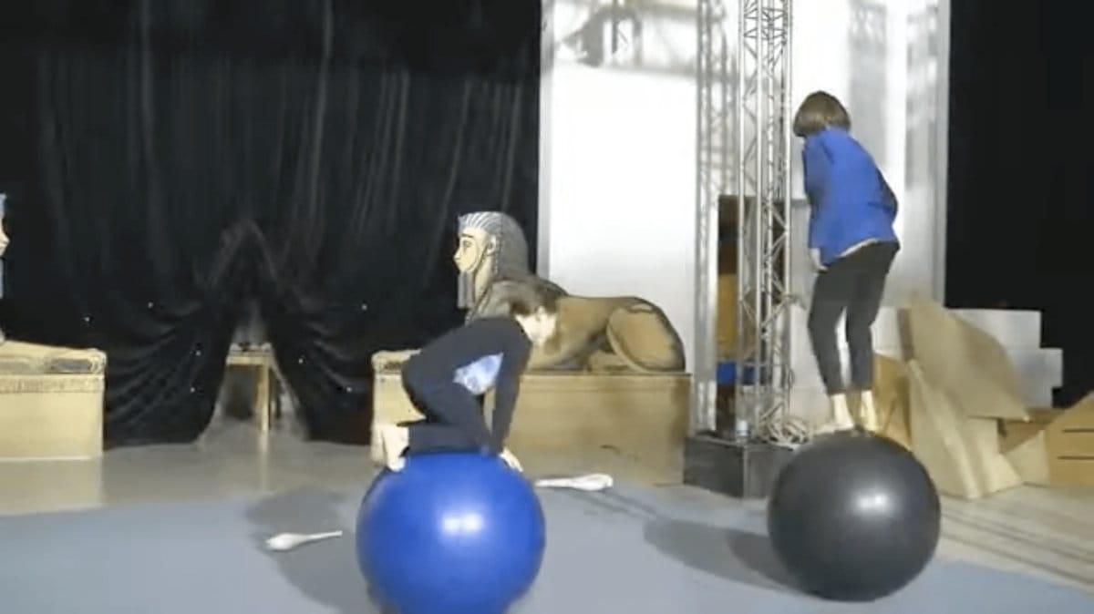 Screenshot von: Zirkusschule